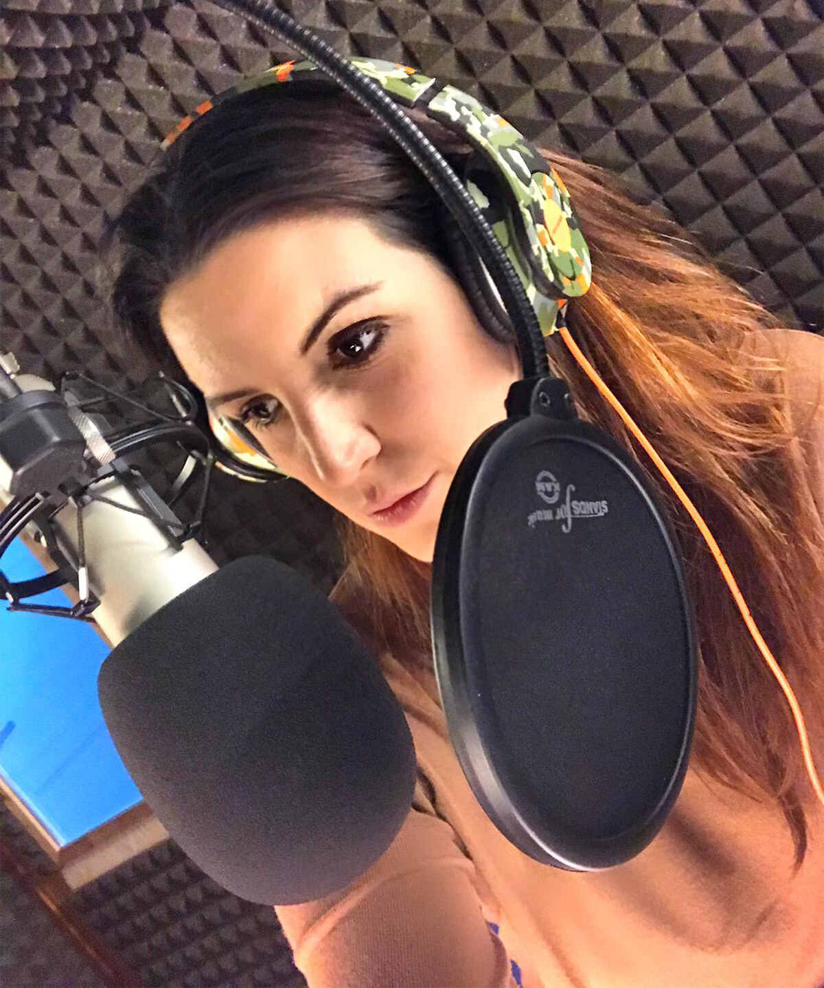 Maria Teresa D'Agostino in radio