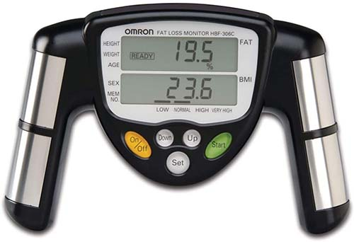 Body fat monitor OMRON