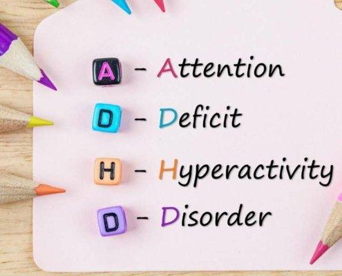 Adhd deficit di attenzione e iperattività